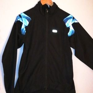 Louis Garneau windbreaker jacket size medium
